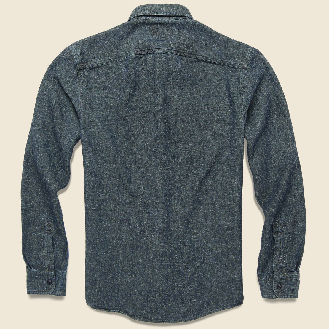 Luke Workshirt - Dusty Blue