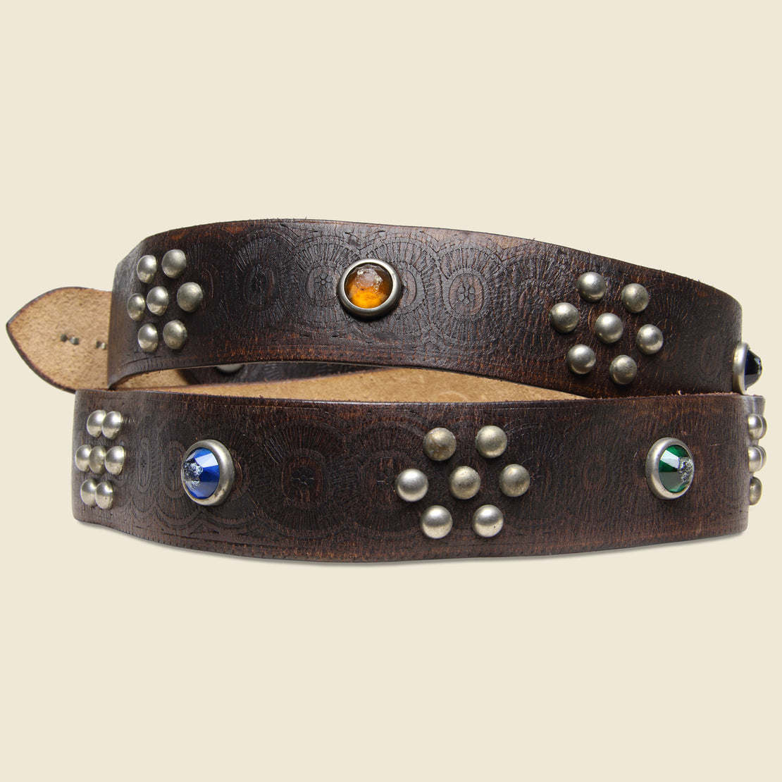 Rasco Studded Belt