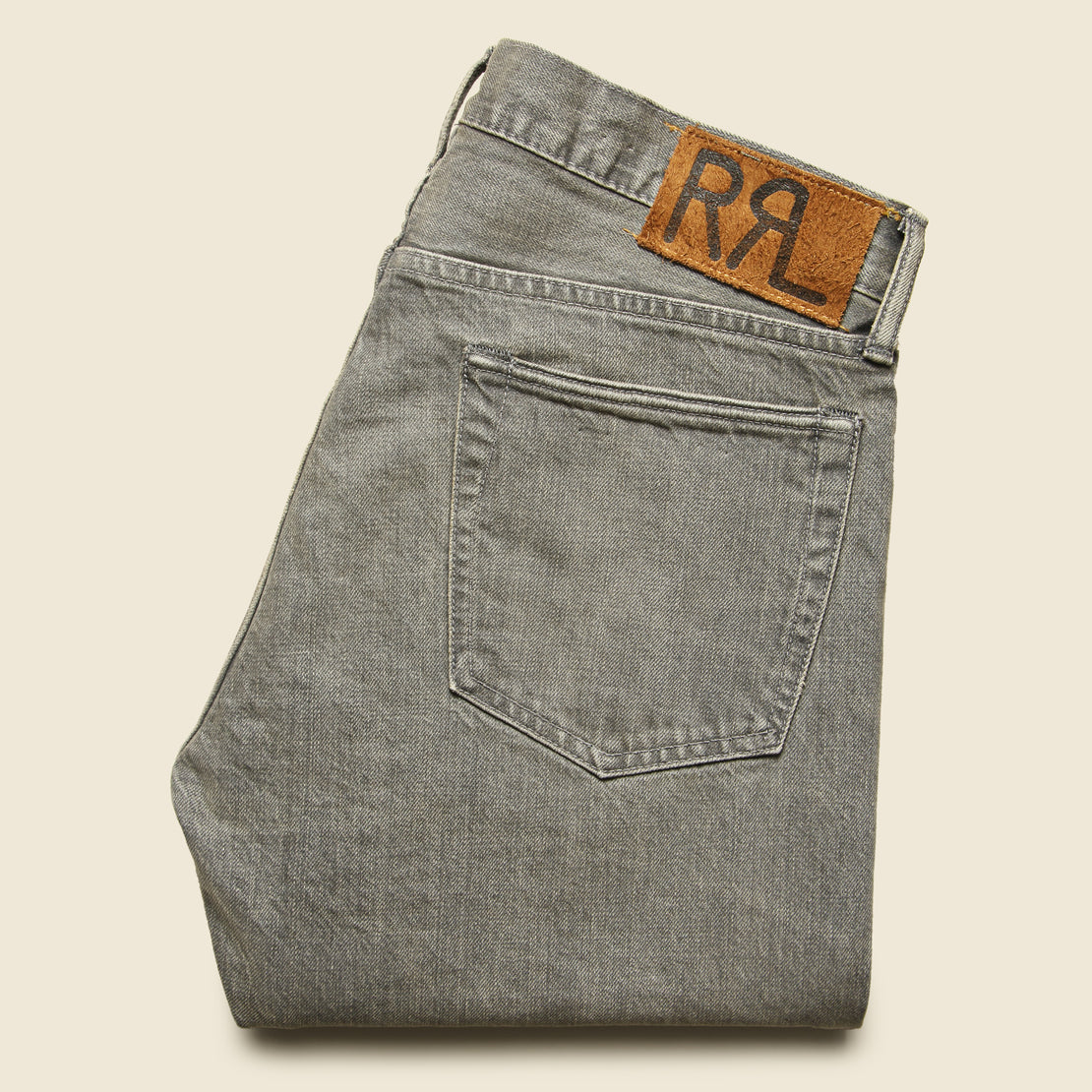 Slim Fit Jean - Cloudy Grey Wash