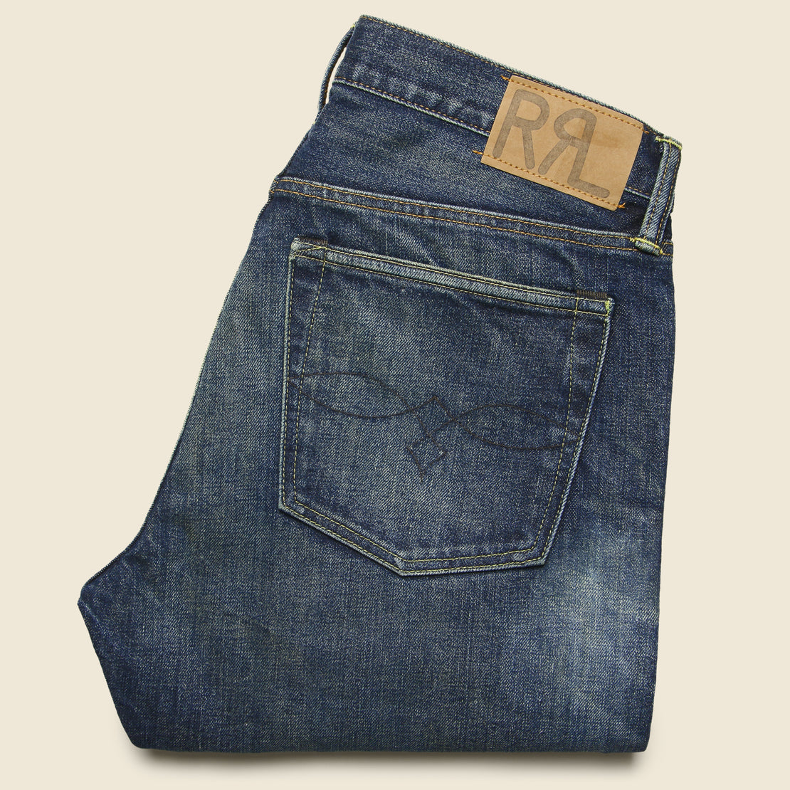Slim Narrow Jean - Mayes Wash