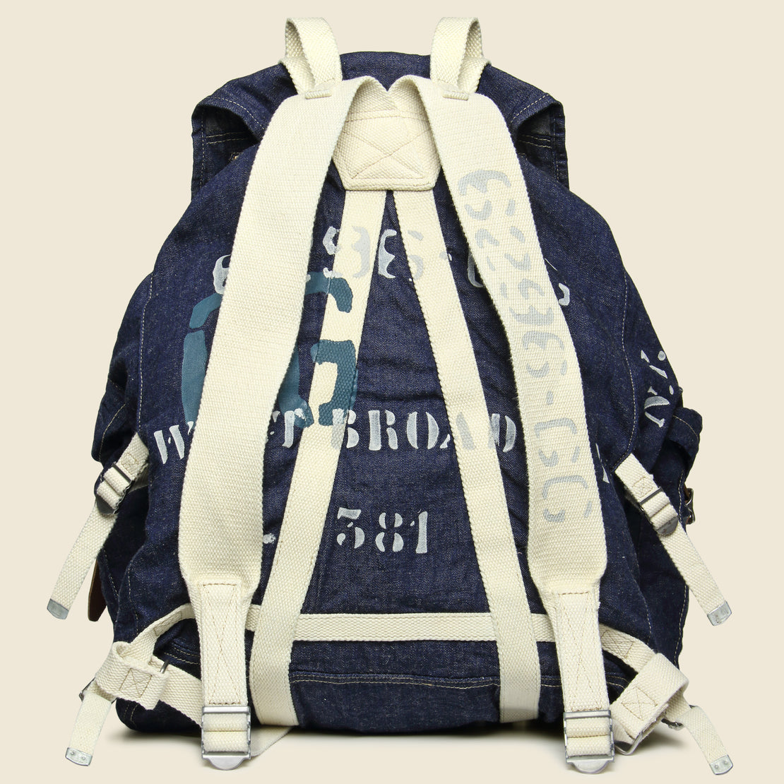 Collins Backpack - Navy
