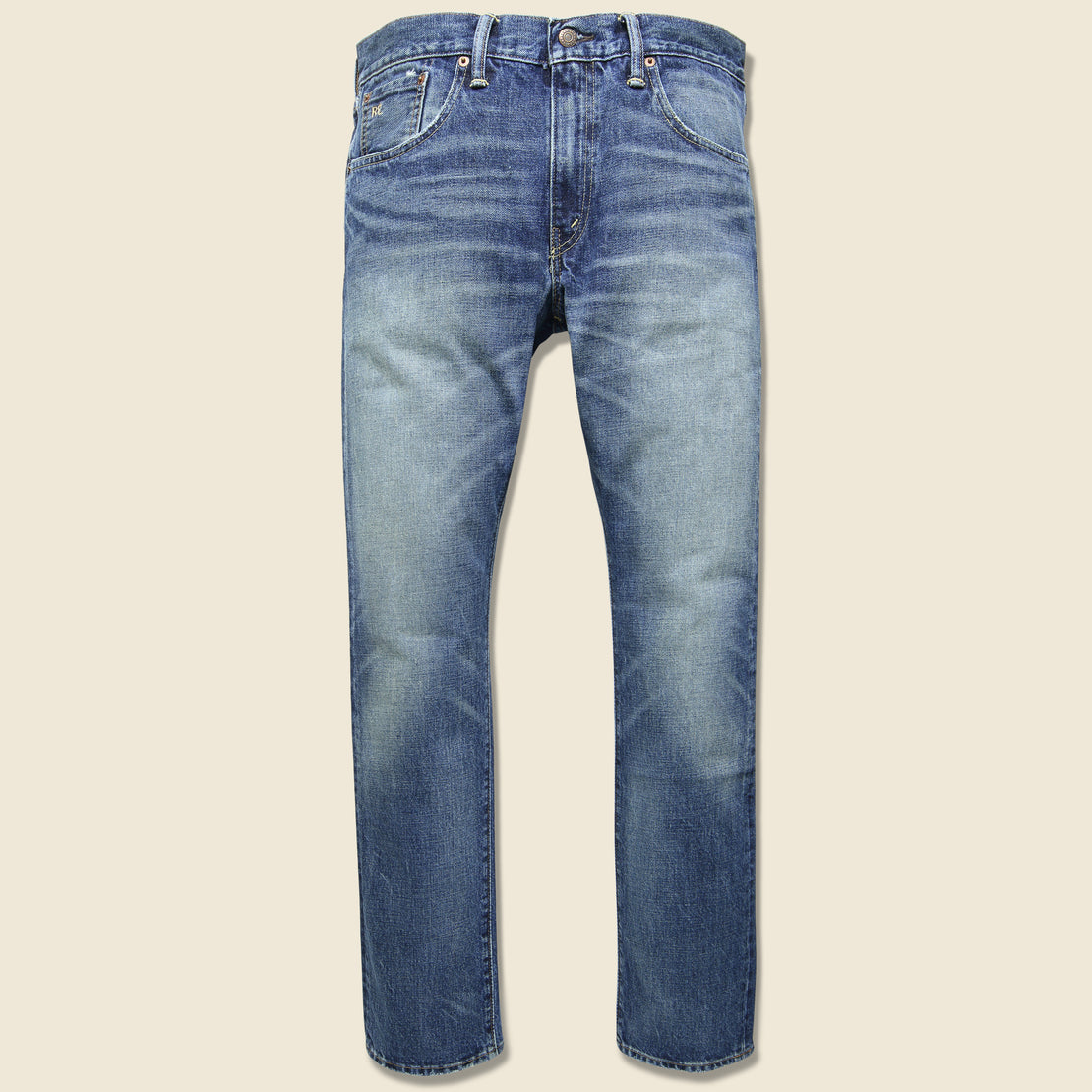 RRL Slim Fit Jean - Gibson Wash