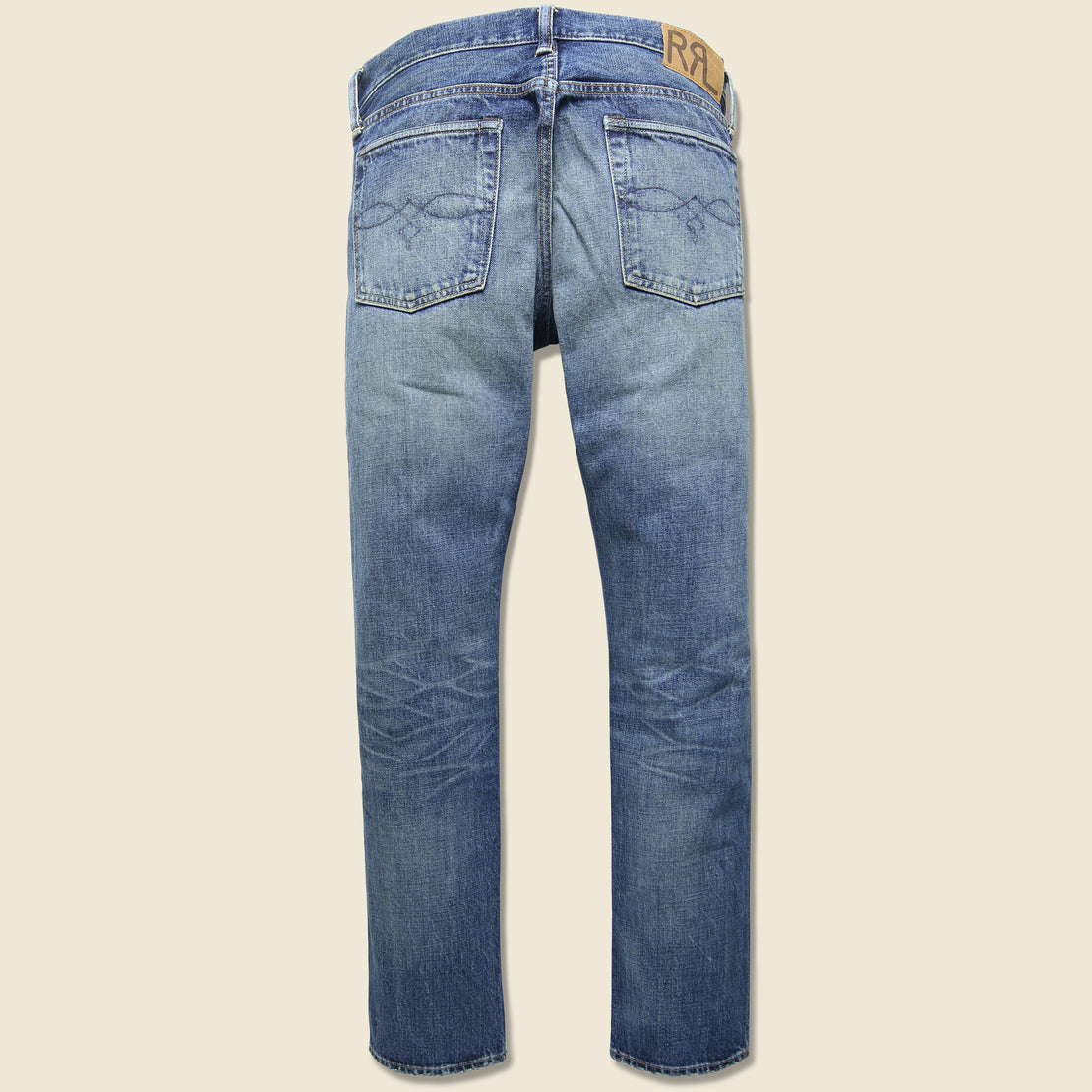 Slim Fit Jean - Gibson Wash