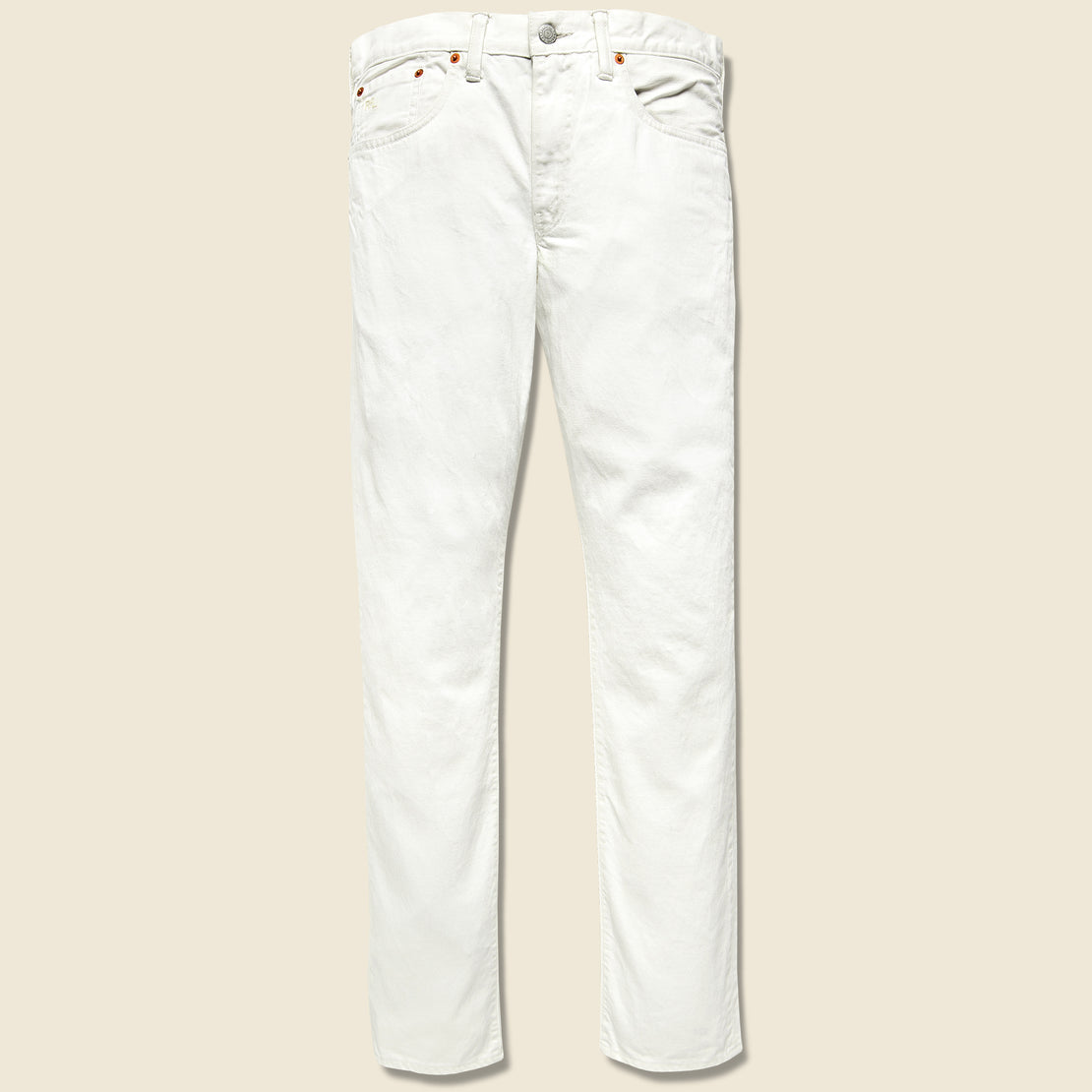 RRL Slim Fit Jean - Whitestone Wash