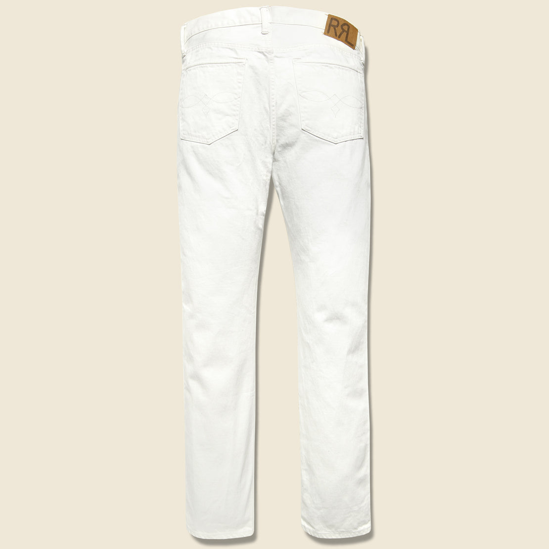 Slim Fit Jean - Whitestone Wash