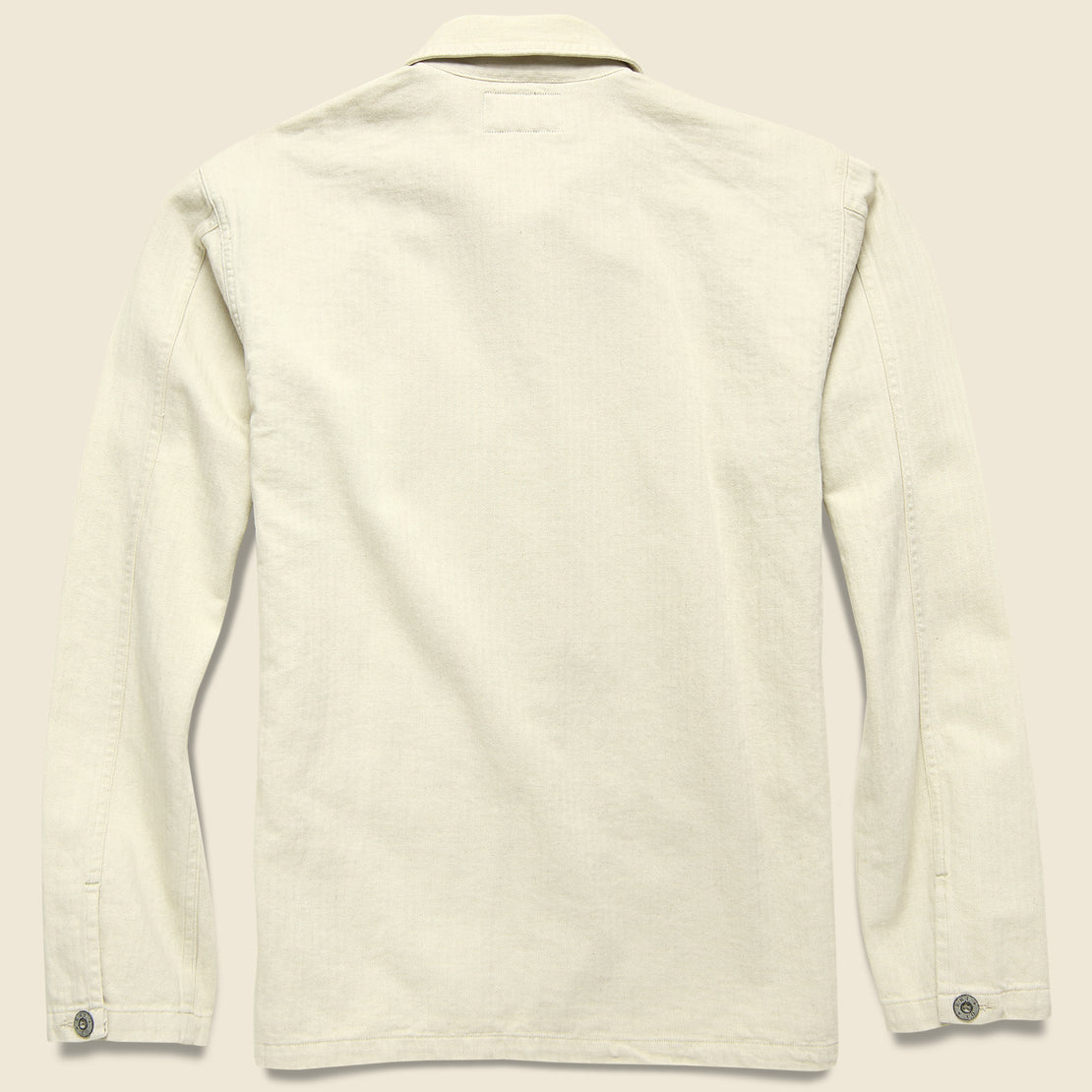 Admiral CPO Shirt - Natural