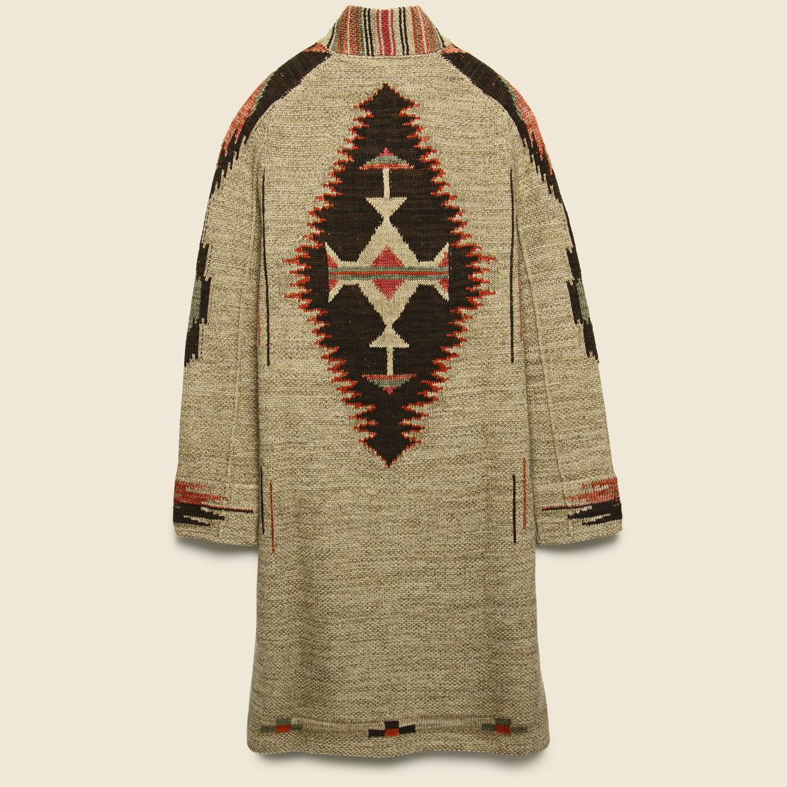 Chimayo Jacket - Beige