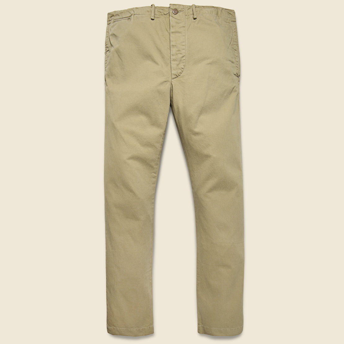 RRL Officer Chino - Khaki
