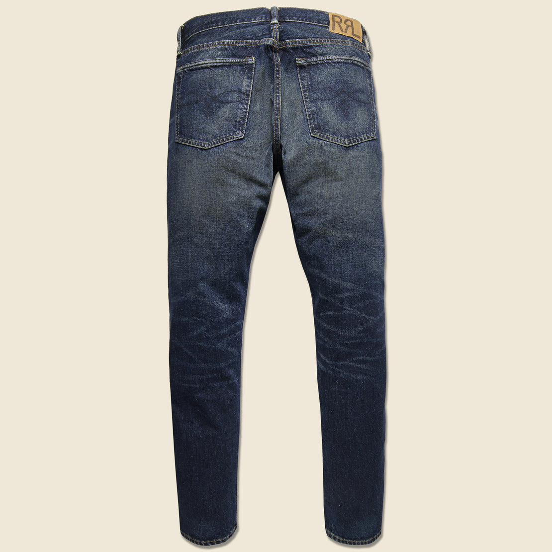 Slim Narrow Jean - Grant Wash