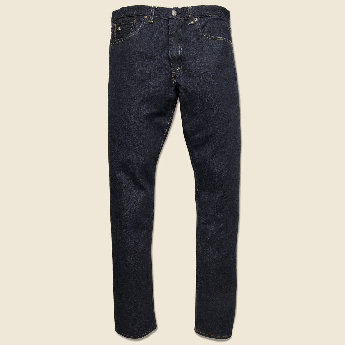 RRL Slim Narrow Jean - Rinse