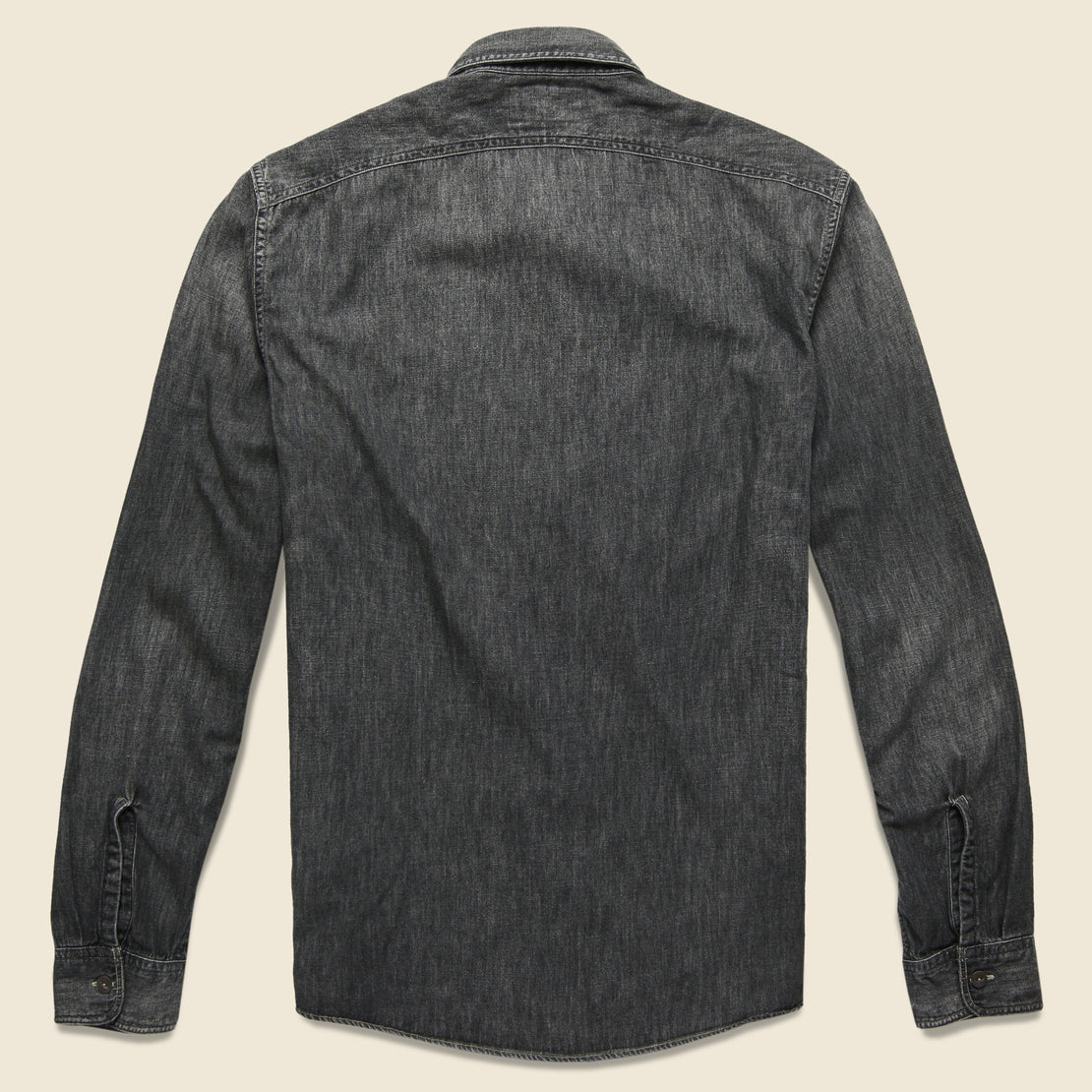 Harvest Denim Workshirt - Black