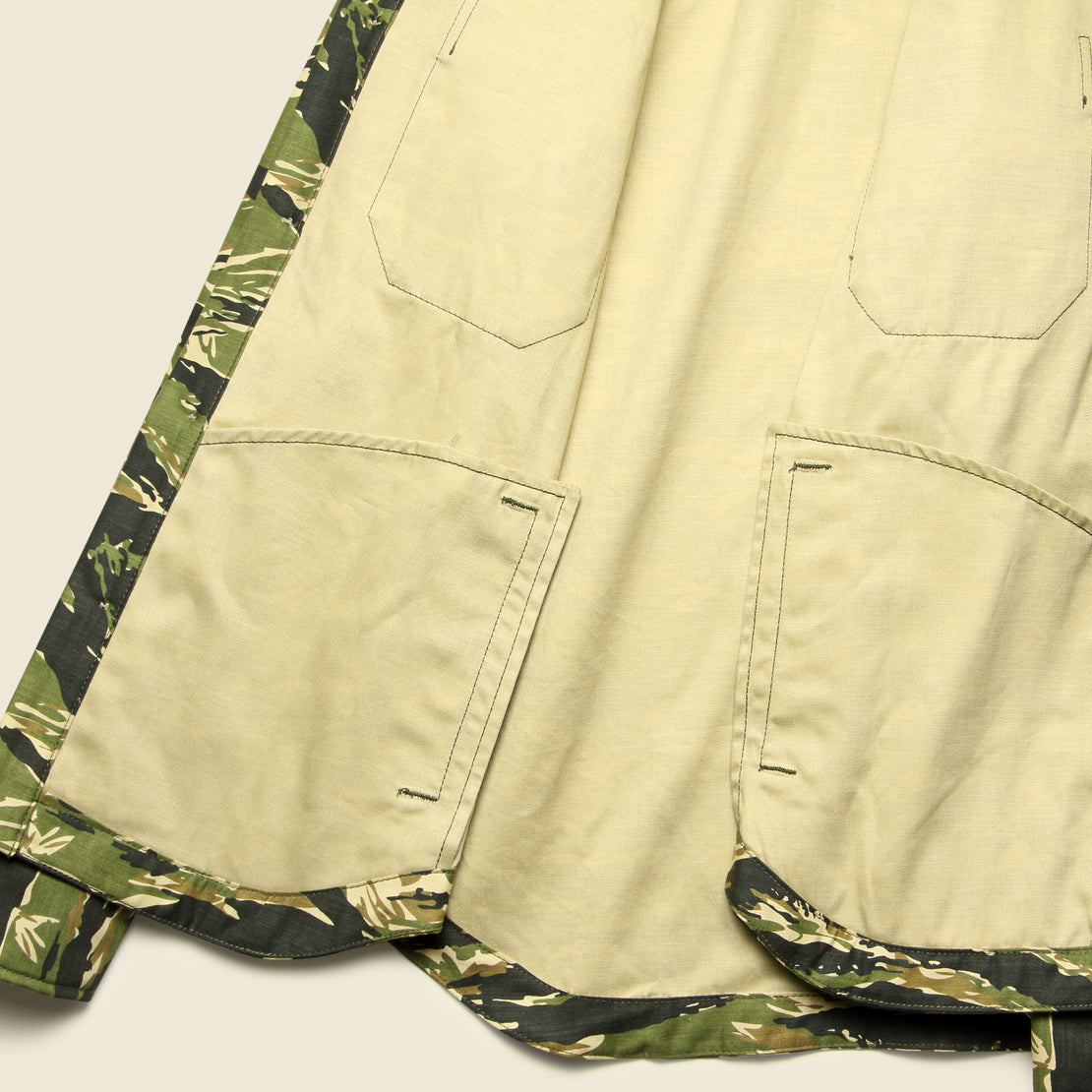 Patrol Work Shirt - Tiger Camo
