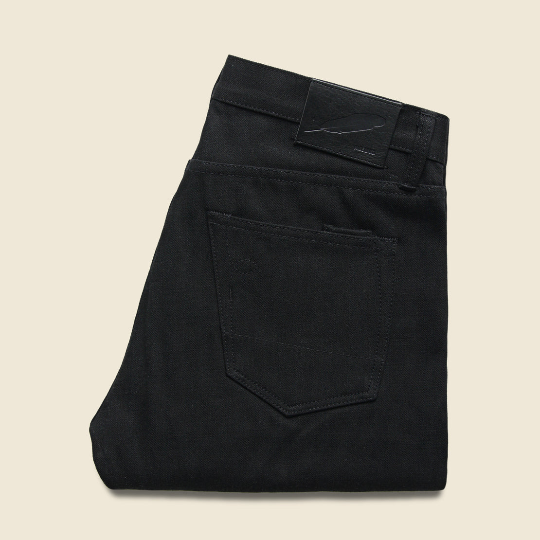 Stanton 15oz - Stealth Black - Rogue Territory - STAG Provisions - Pants - Denim