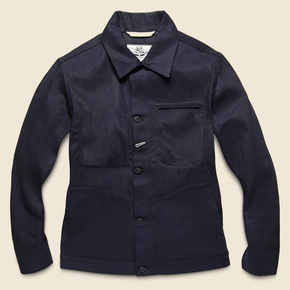 Rogue Territory Supply Jacket - Dark Indigo