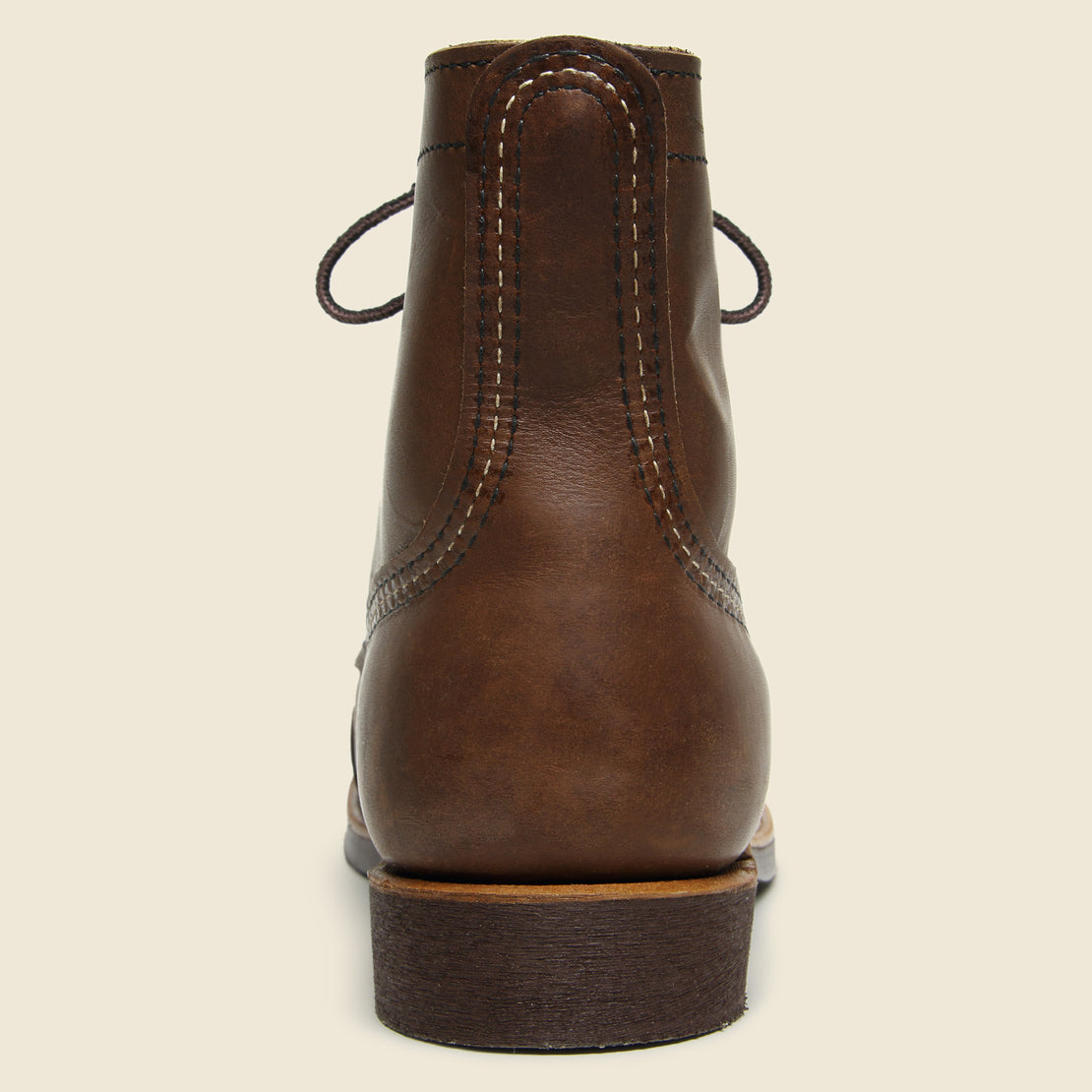 Iron Ranger No. 8111 - Amber - Mini-Lug Sole