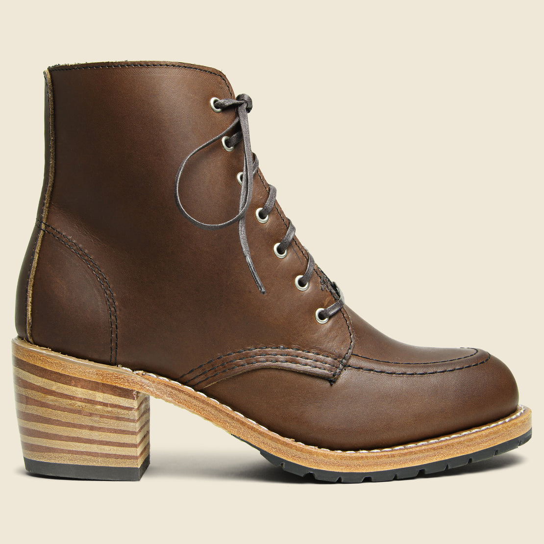 Red Wing Clara No. 3406 - Amber