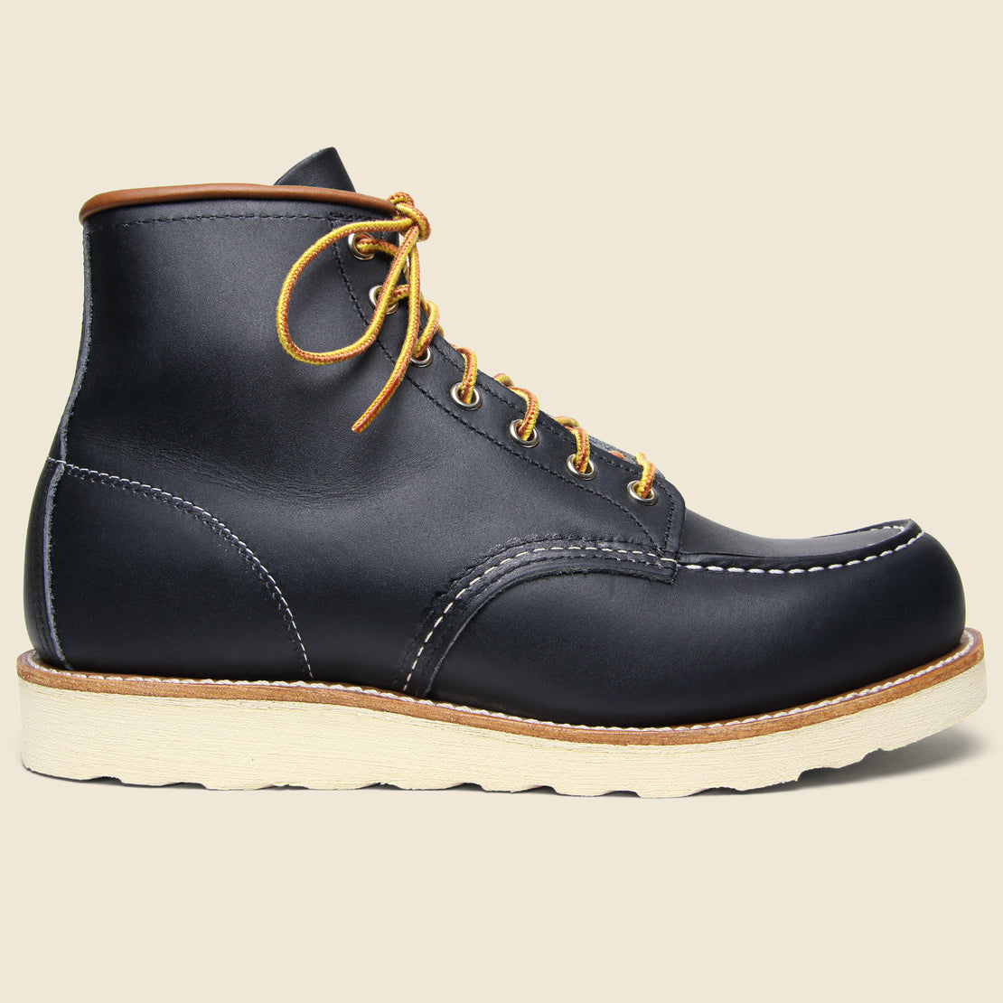 "Red Wing 6"" Moc Toe No. 8859 - Navy Portage"