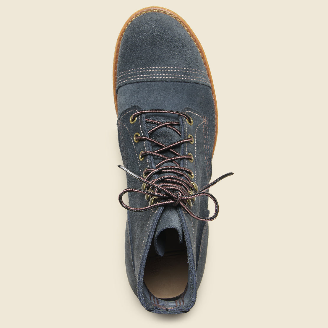 Iron Ranger No. 8117 - Navy Abilene Roughout