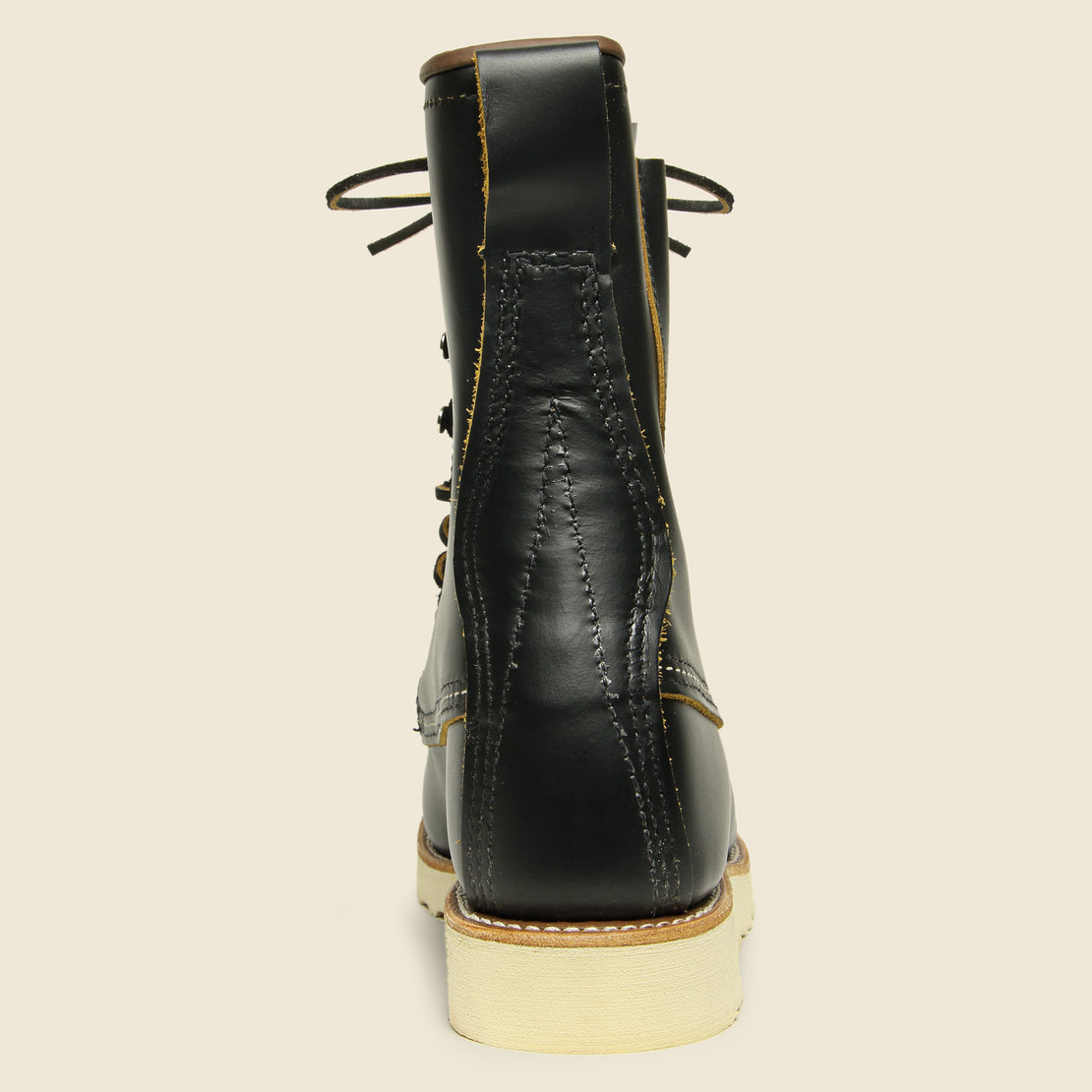 "8"" Billy Boot No. 8829 - Black Klondike"