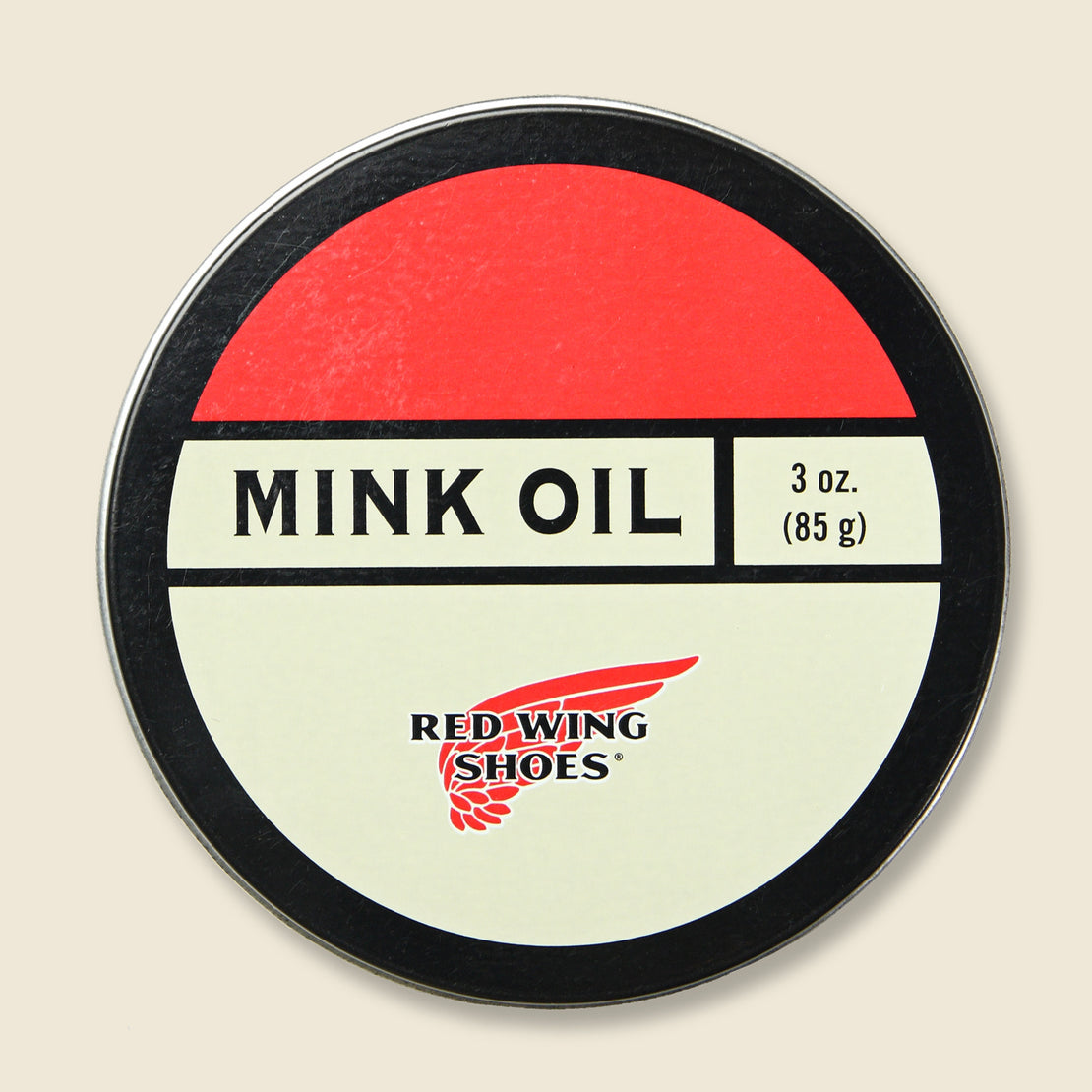 Red Wing - Mink Oil - 3 oz - Red Wing - STAG Provisions - Accessories - Shoe Care