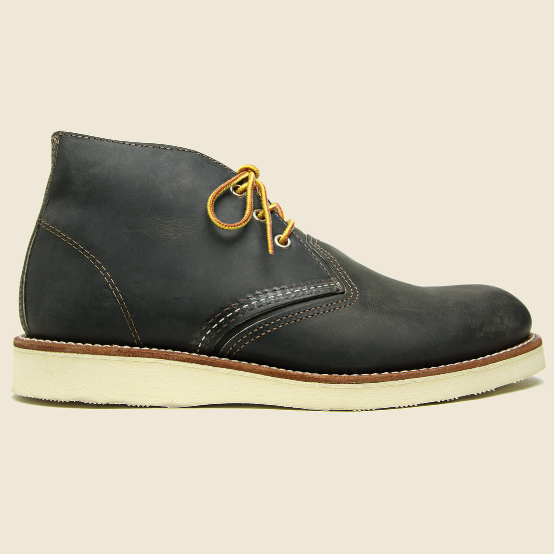 Red Wing Classic Chukka No. 3150 - Charcoal Rough & Tough