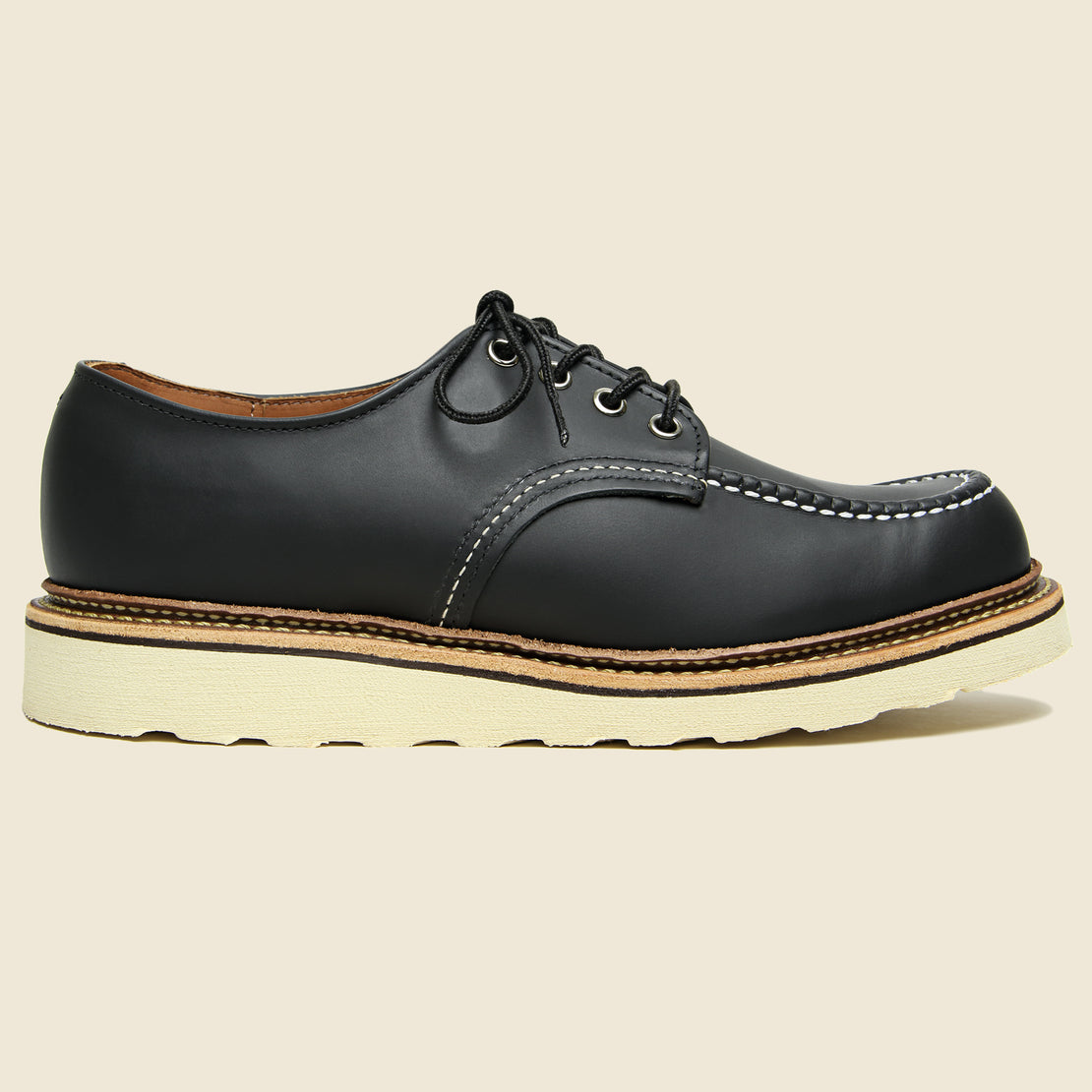 Red Wing Classic Oxford No. 8106 - Black Chrome
