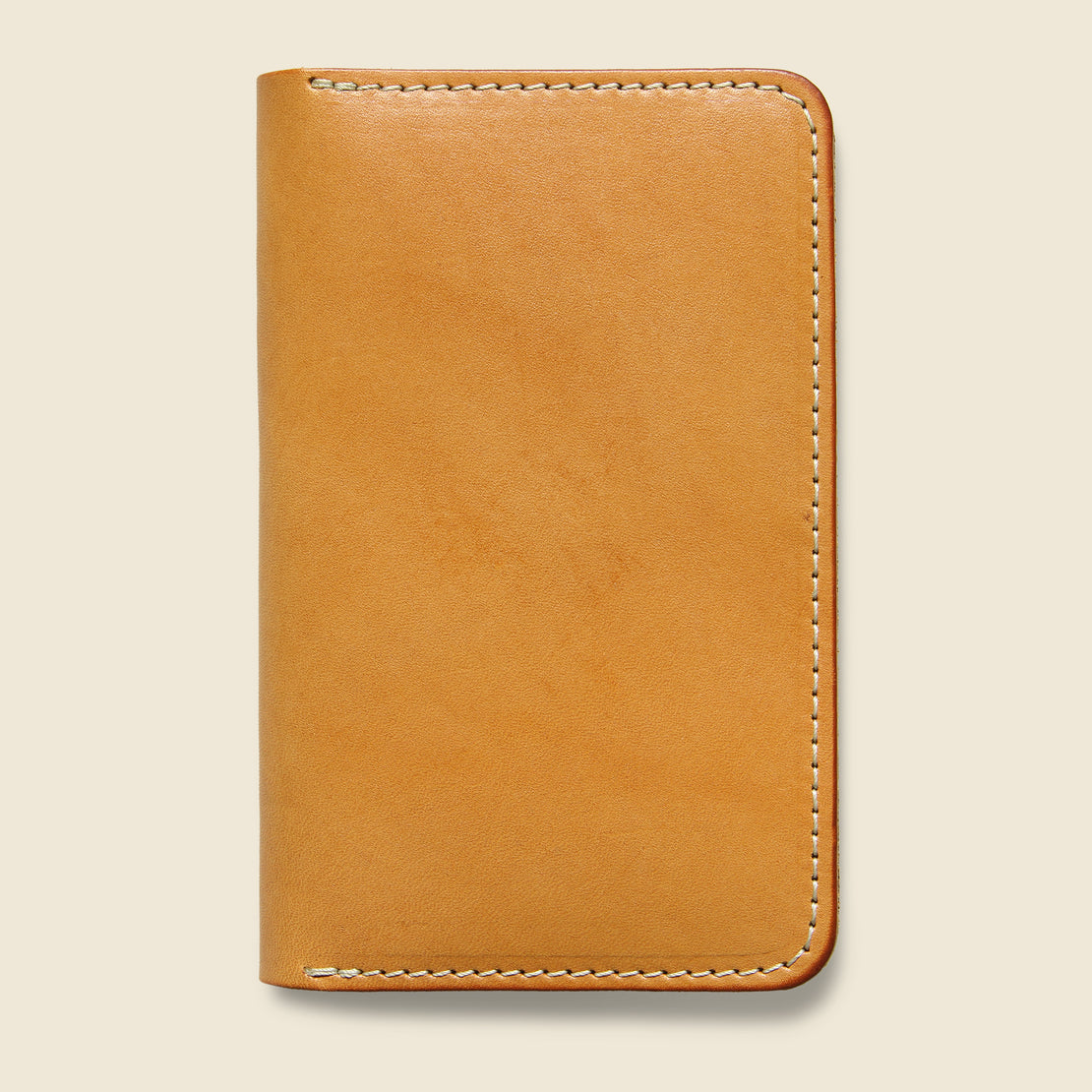 Red Wing Passport Wallet - Tan