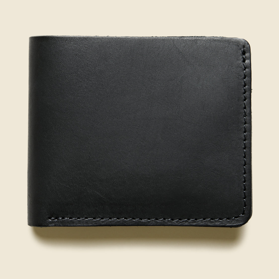 Red Wing Classic Bifold Wallet - Black Frontier