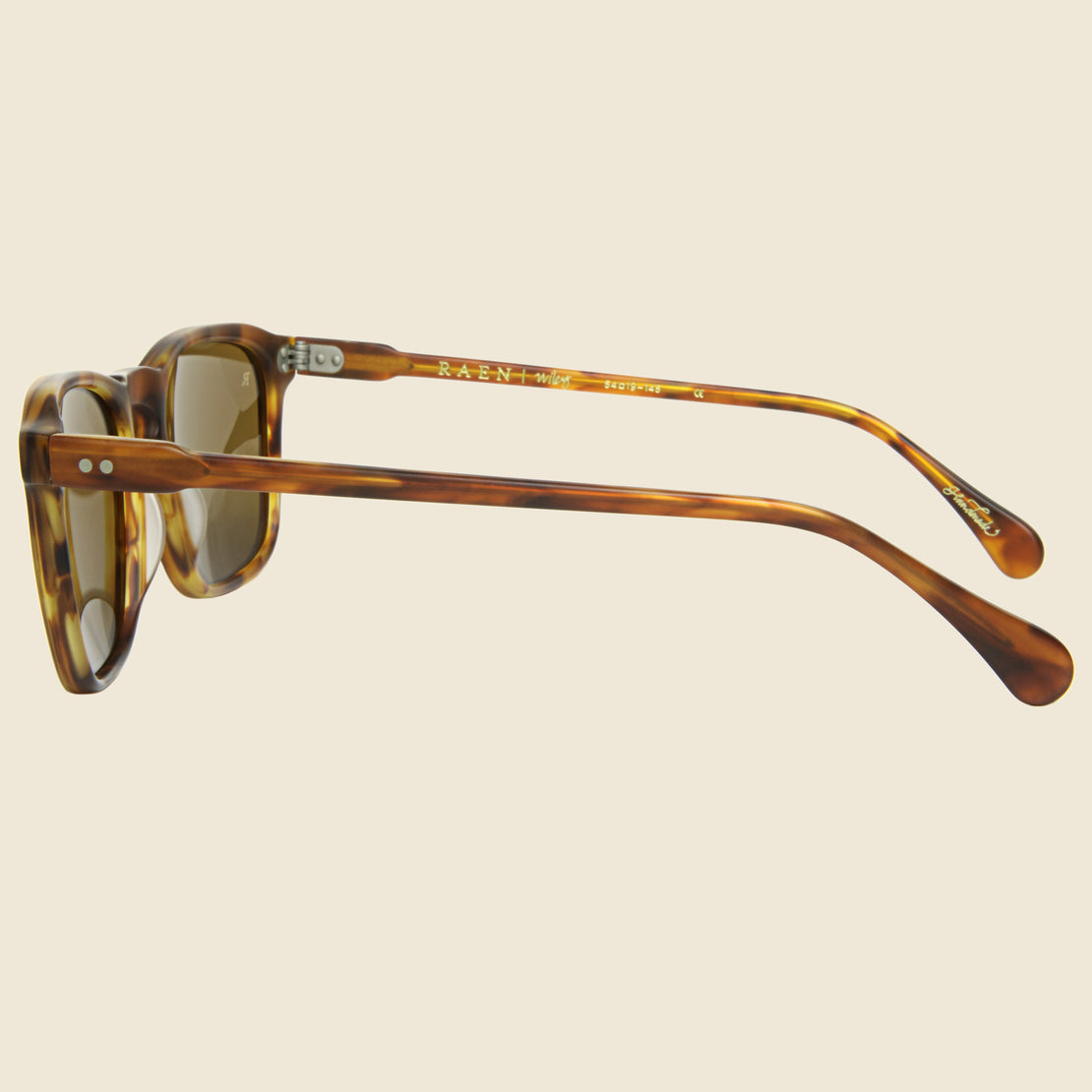 Wiley - Matte Rootbeer - Raen Optics - STAG Provisions - Accessories - Eyewear
