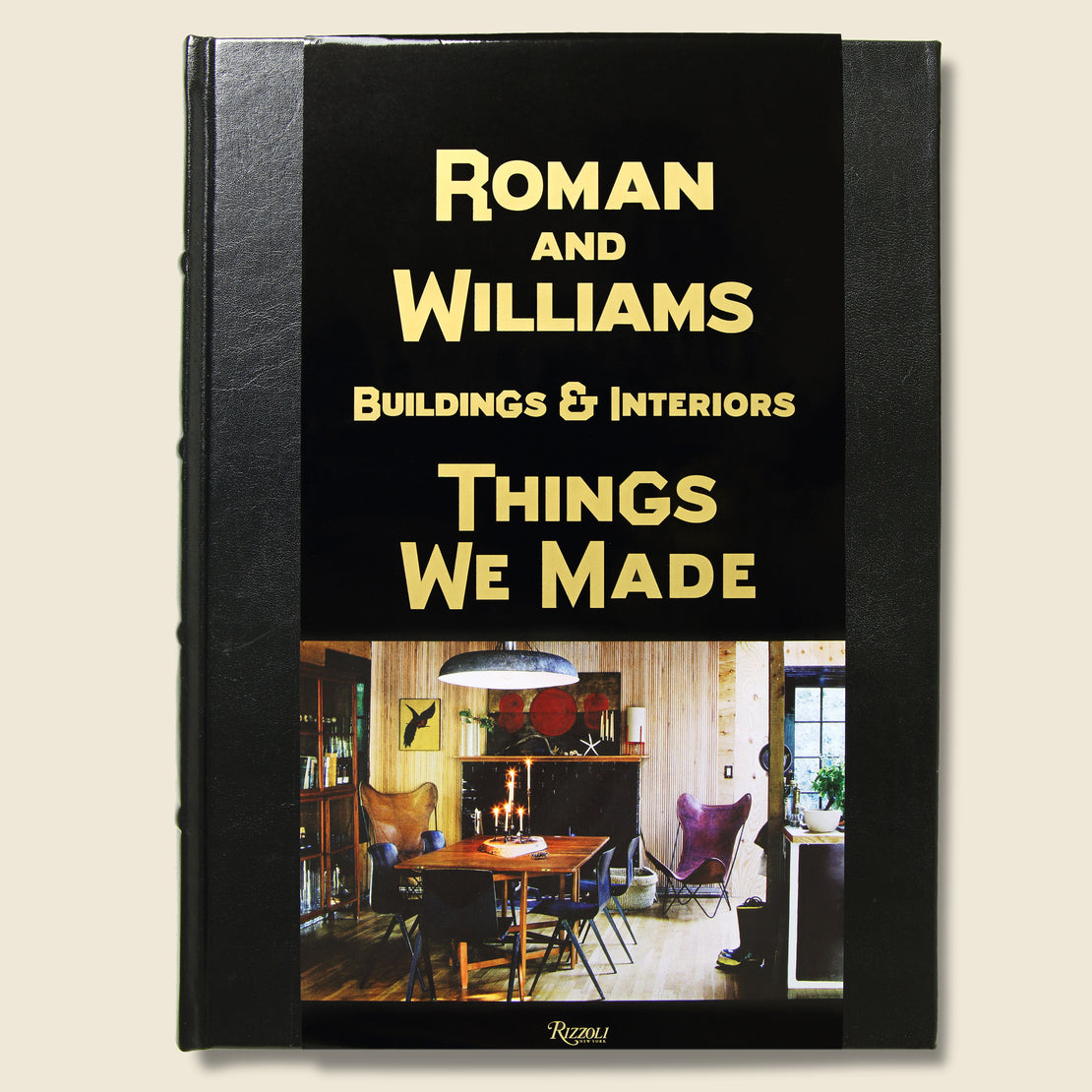 Bookstore Roman & Williams: Things We Made
