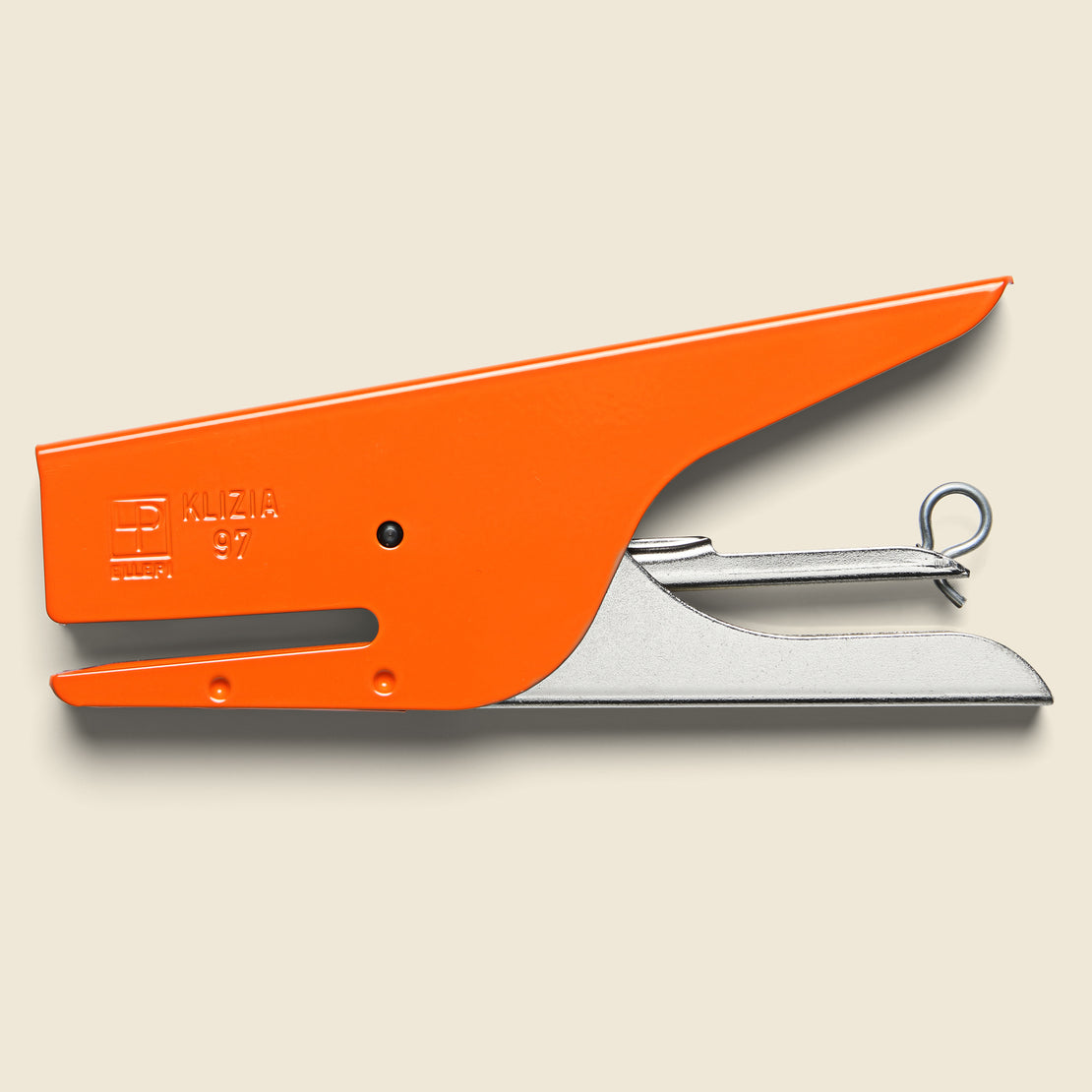 Paper Goods Ellepi Stapler - Orange