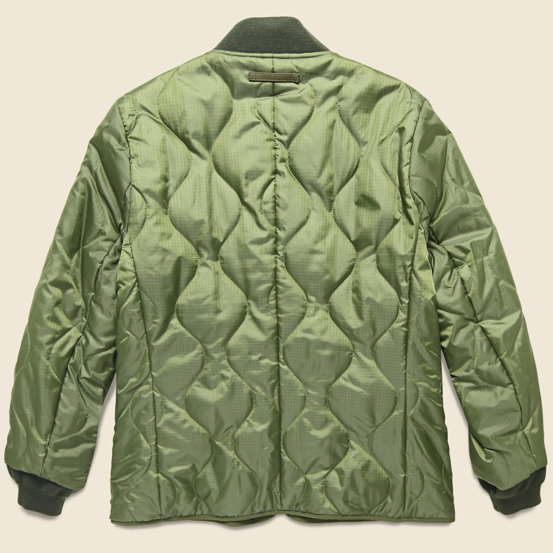 Flight Jacket Liner - Olive