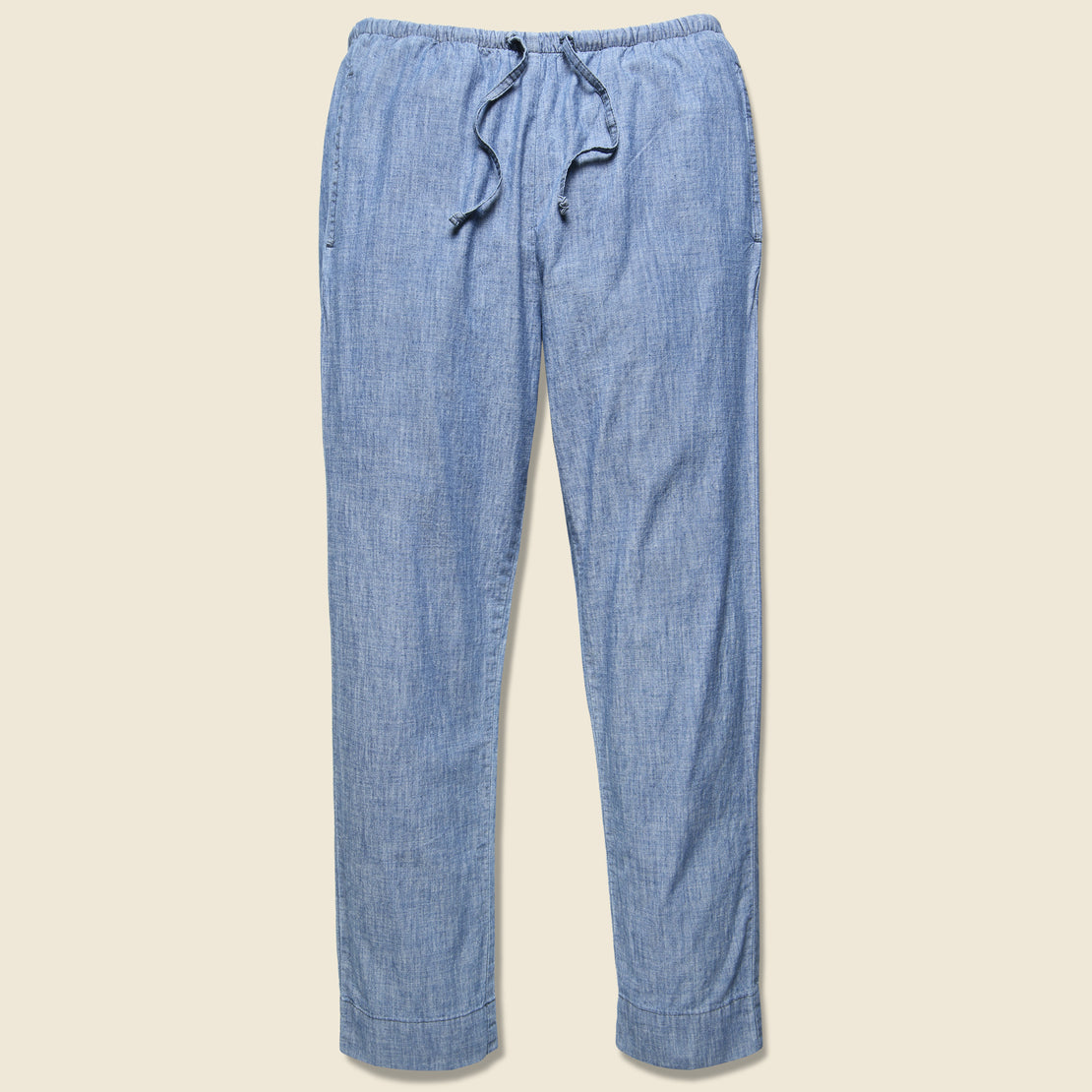 Save Khaki Haven Pant - Chambray