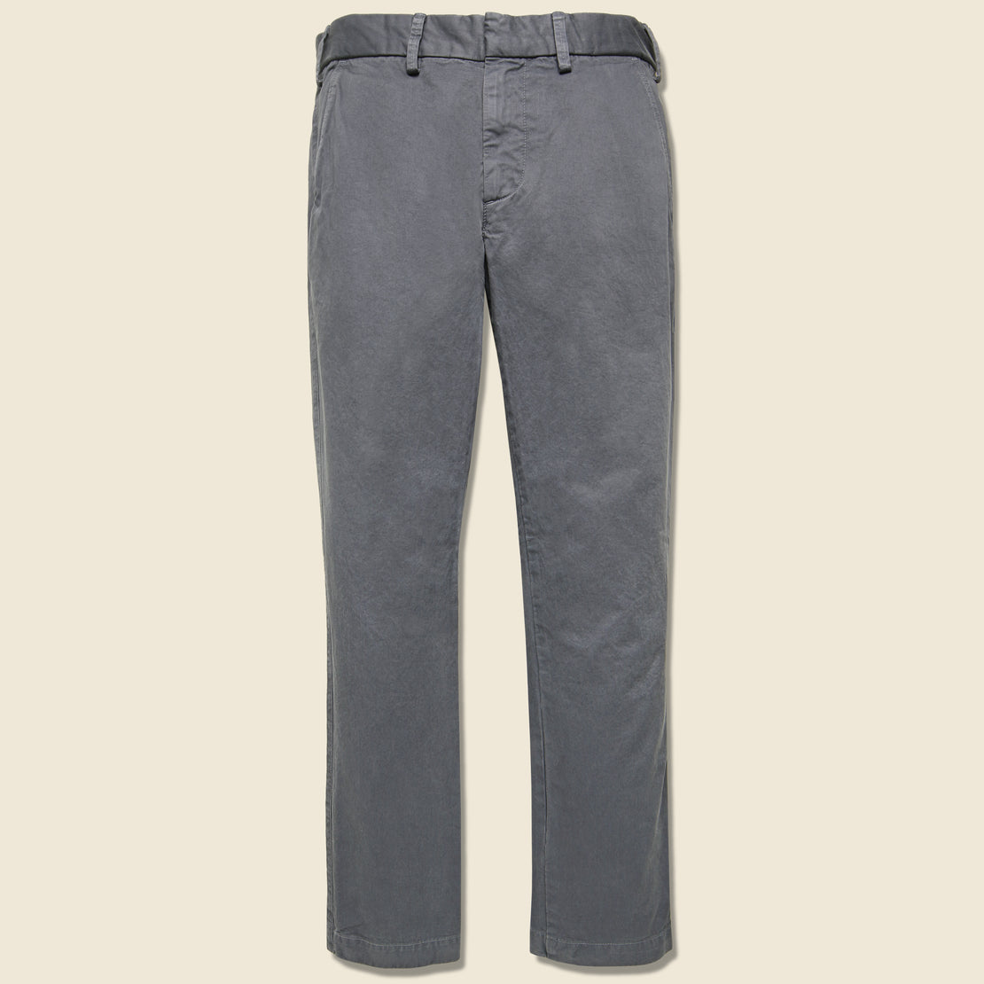 Save Khaki Bulldog Twill Trouser - Metal