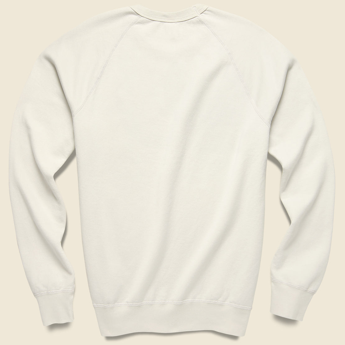 Supima Fleece Sweatshirt - Ash