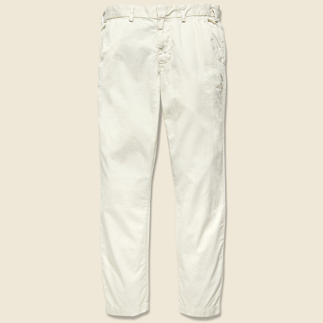 Save Khaki Light Twill Trouser - Stone