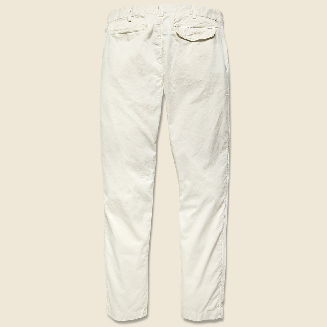 Light Twill Trouser - Stone