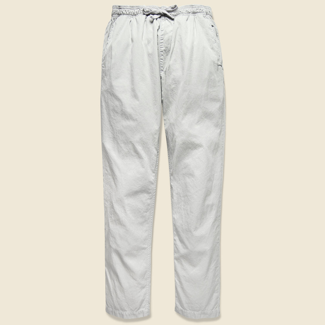 Save Khaki Light Twill Easy Chino - Cement
