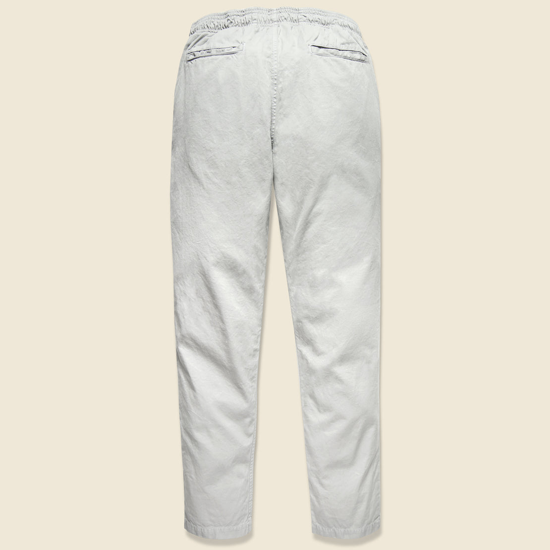 Light Twill Easy Chino - Cement