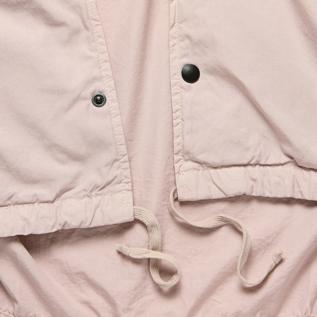 Poplin Warm Up Bomber - Tea