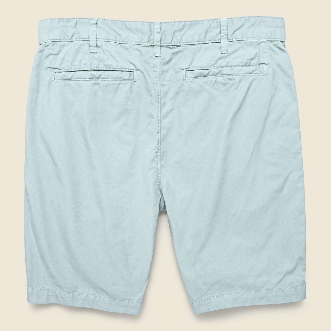 Twill Bermuda Short - Light Blue