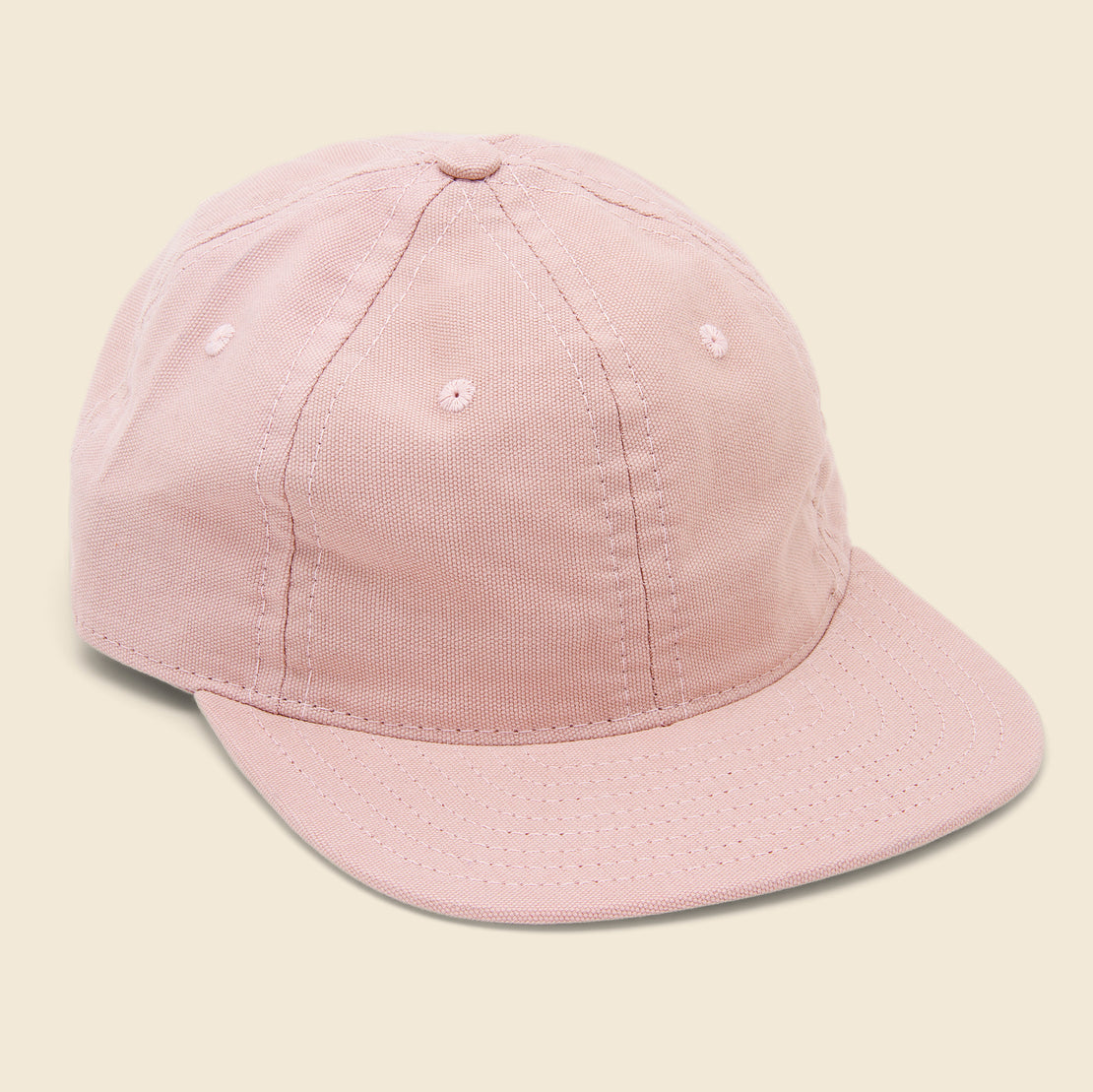 Save Khaki Canvas Cap - Tea