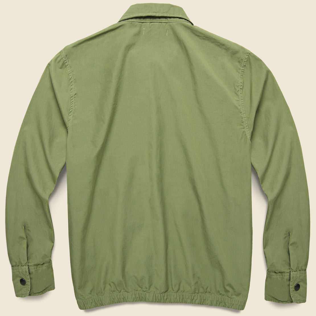 Poplin Service Jacket - Fatigue