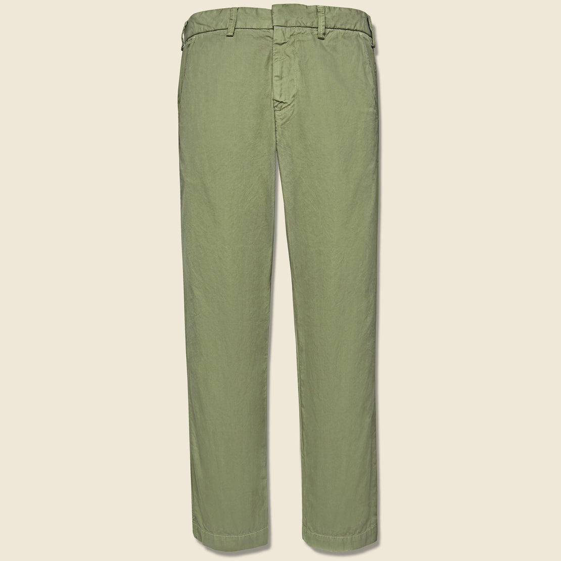 Save Khaki Light Twill Trouser - Fatigue