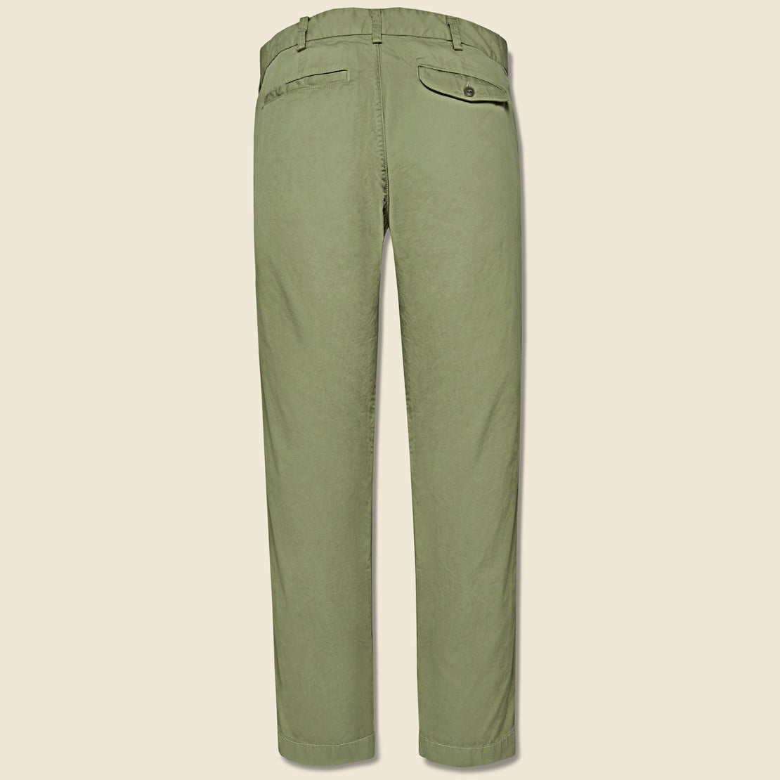 Light Twill Trouser - Fatigue