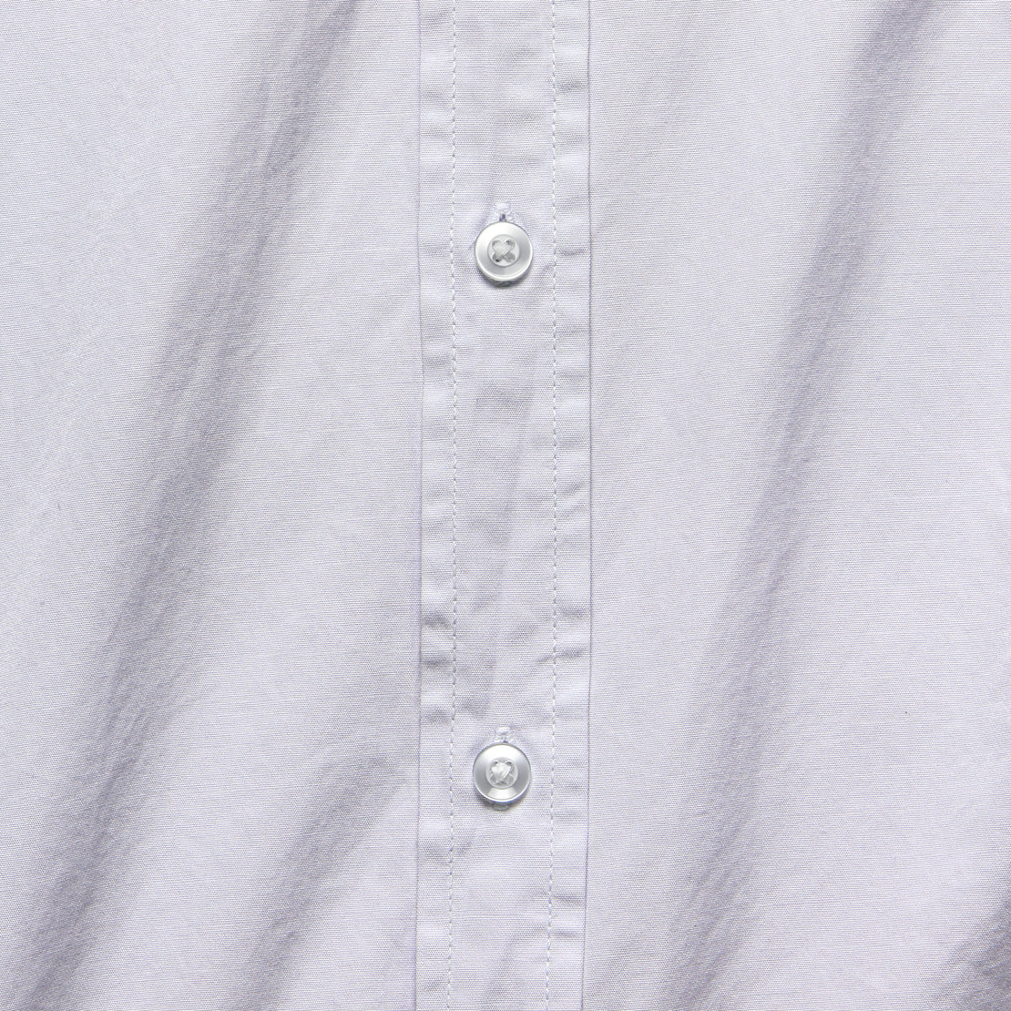Poplin Standard Shirt - Blueberry