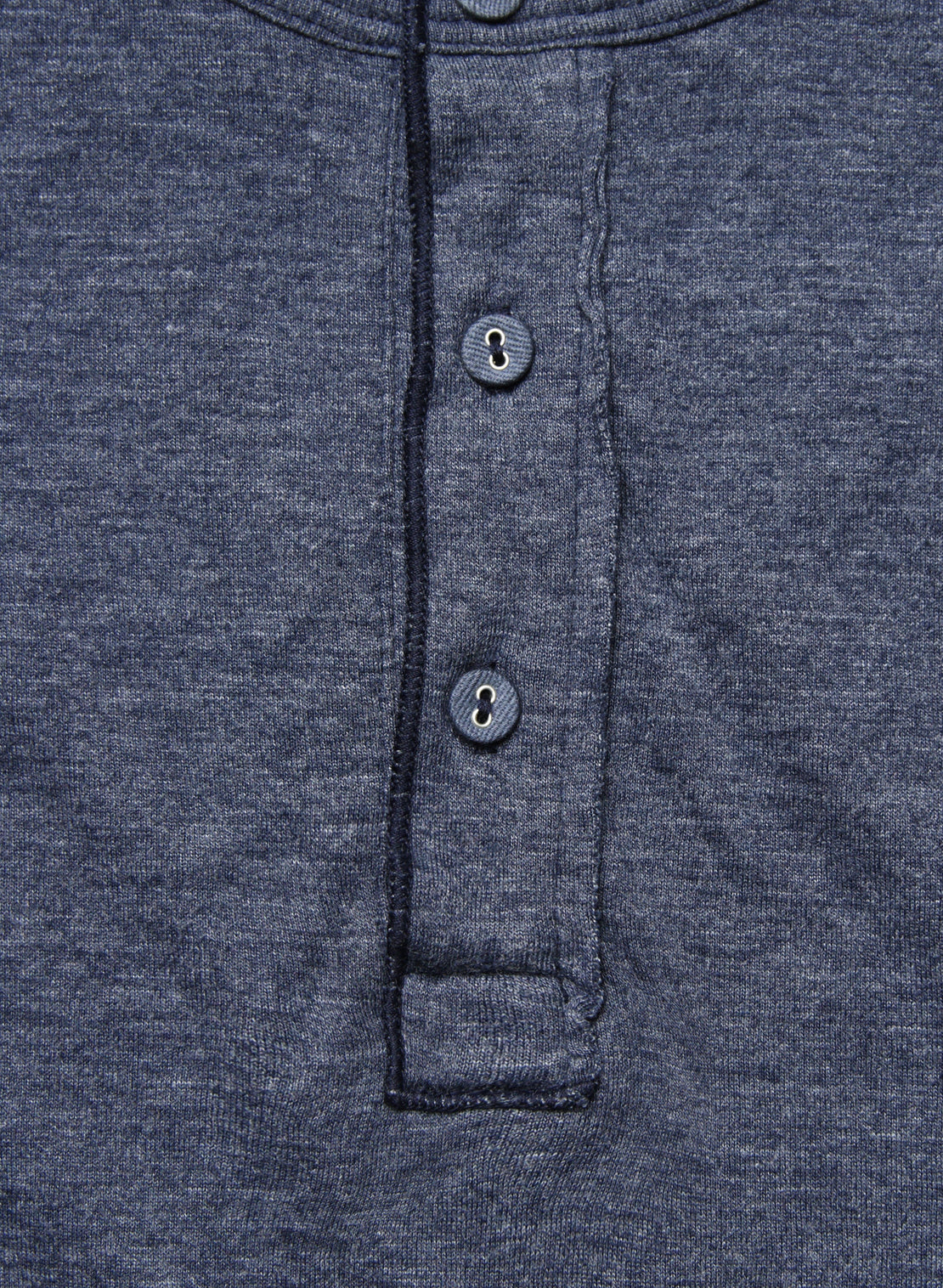 Pointelle Henley - Navy - Save Khaki - STAG Provisions - Tops - L/S Knit