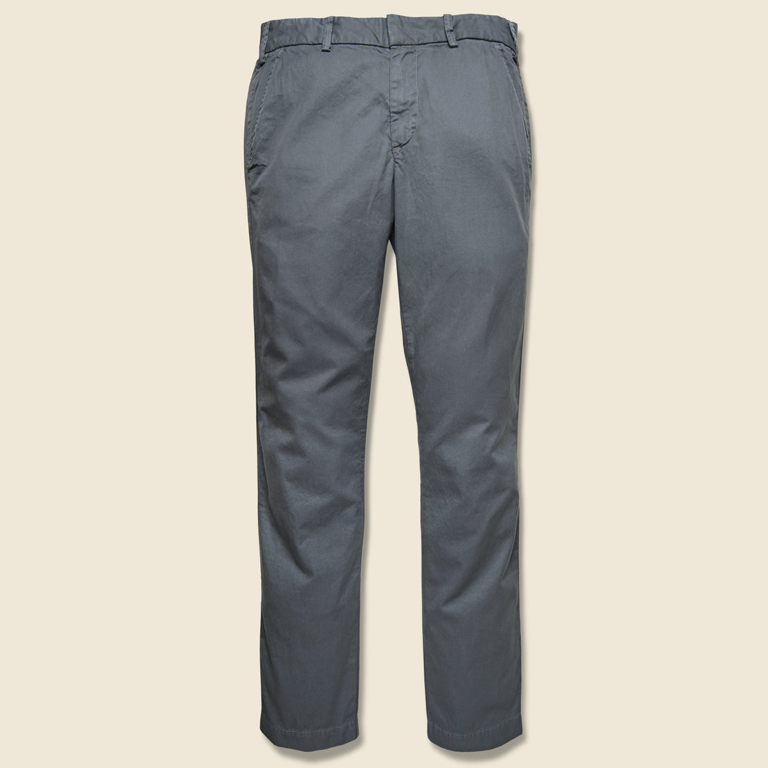 Save Khaki Light Twill Trouser - Metal