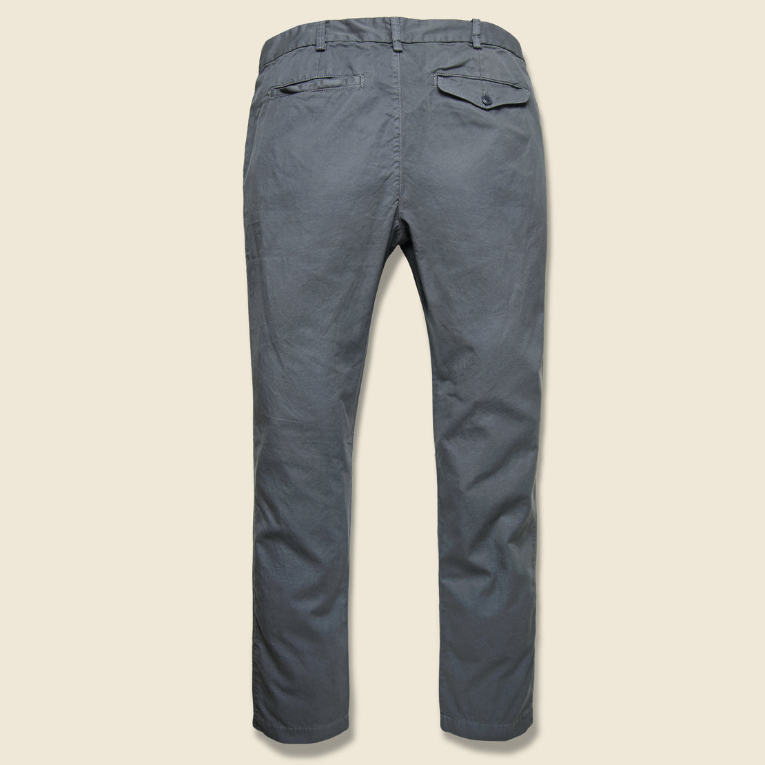 Light Twill Trouser - Metal