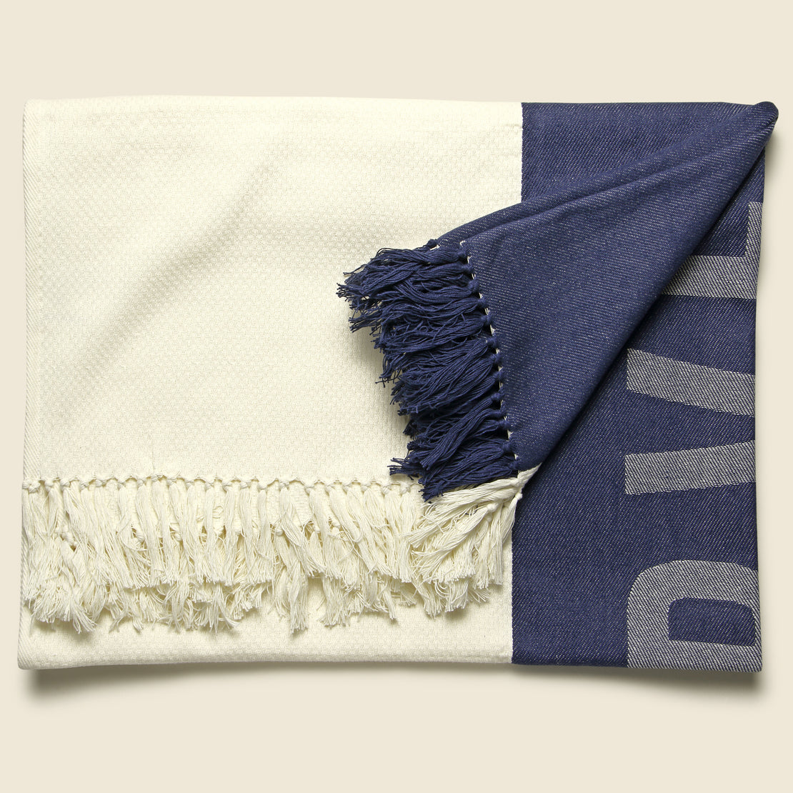 Reserved Towel - Indigo